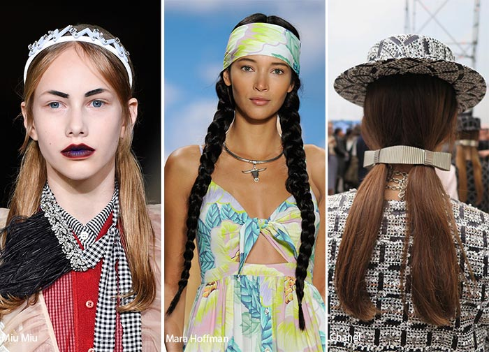 Spring/ Summer 2016 Hairstyle Trends: Pigtails