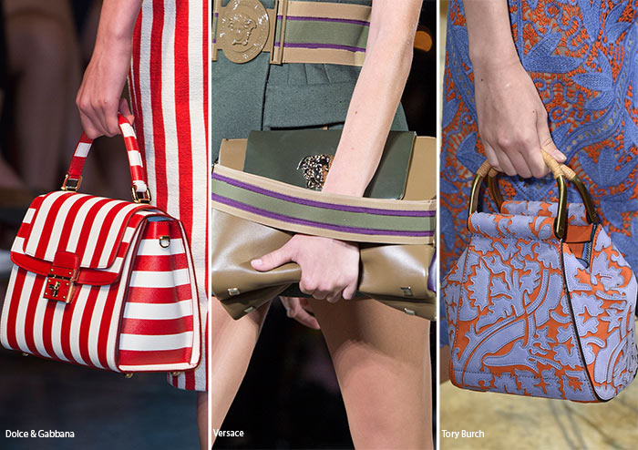 Spring/ Summer 2016 Handbag Trends: Matching Bags To Clothing