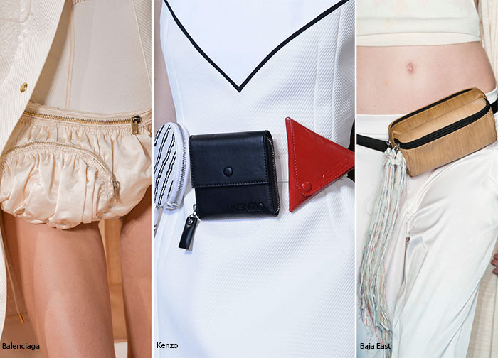 Spring/ Summer 2016 Handbag Trends: Fanny Packs