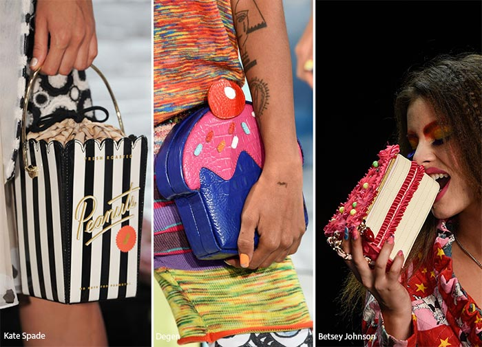 Spring/ Summer 2016 Handbag Trends: Food Shaped Bags