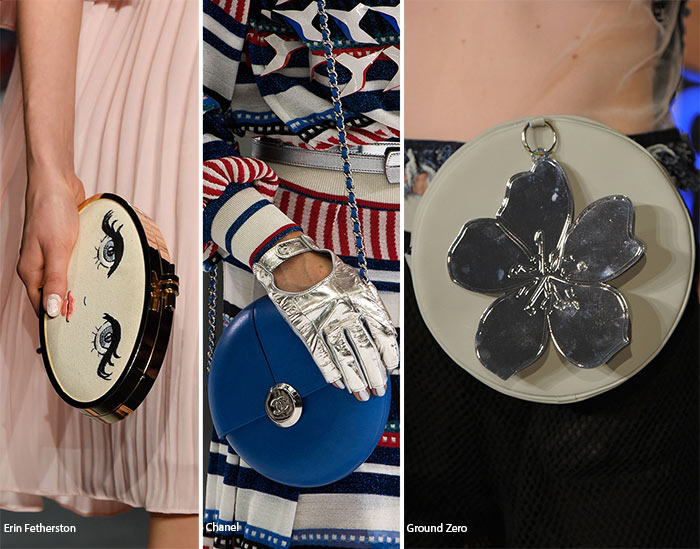 Spring/ Summer 2016 Handbag Trends: Tiny Circle Bags