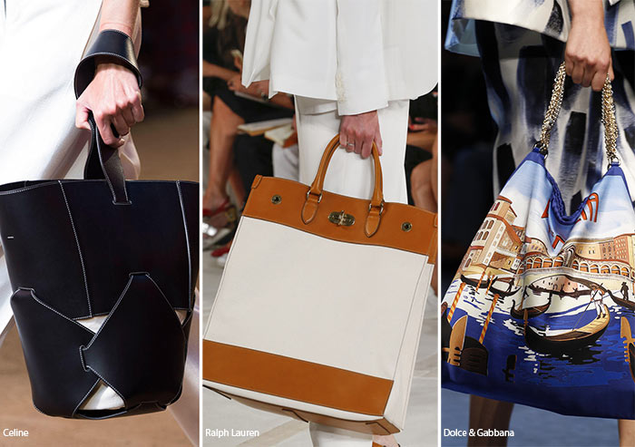 Spring/ Summer 2016 Handbag Trends | Fashionisers