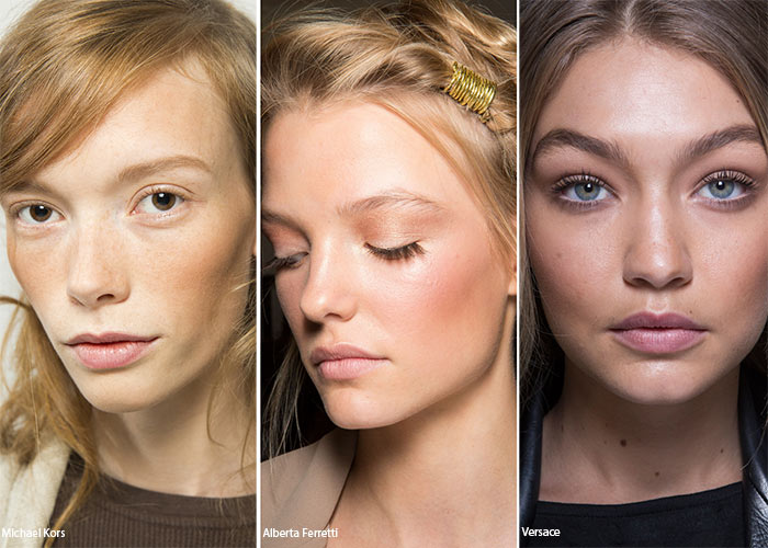 Spring/ Summer 2016 Makeup Trends: Bronzed, Sun-Kissed Skin