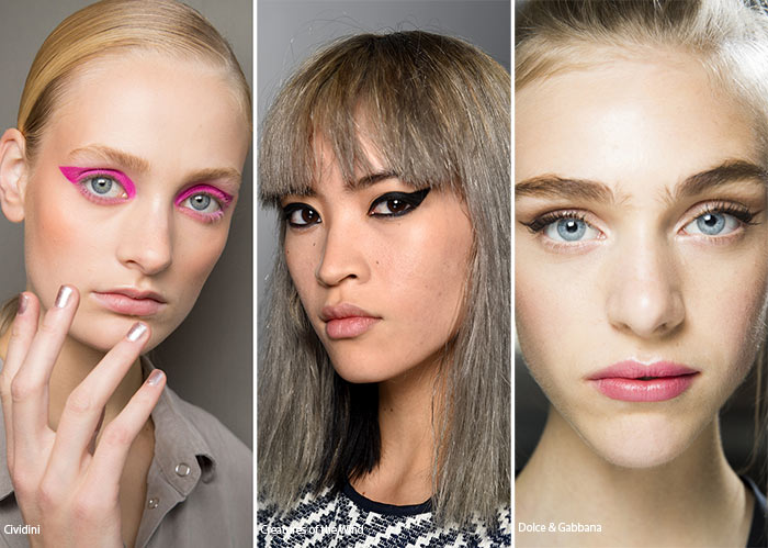Spring/ Summer 2016 Makeup Trends: Cat Eye Makeup