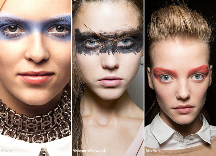 Spring/ Summer 2016 Makeup Trends: Eyeshadow Mask
