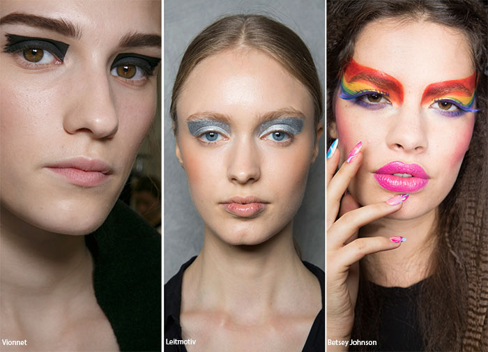 Spring/ Summer 2016 Makeup Trends: Graphic Eye Makeup