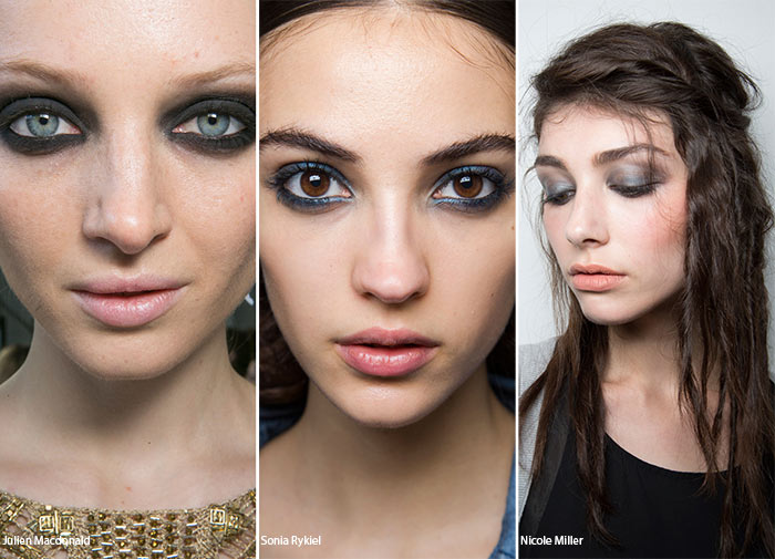 Spring/ Summer 2016 Makeup Trends: Intense Smokey Eyes