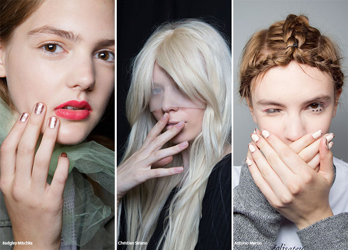 Spring/ Summer 2016 Nail Trends: Nail Shapes