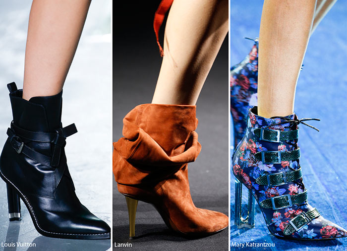 Spring/ Summer 2016 Shoe Trends: Ankle Boots