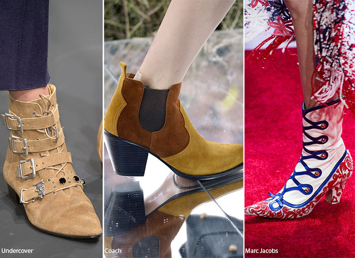 Spring/ Summer 2016 Shoe Trends: Cowboy Boots