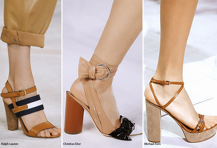 Spring/ Summer 2016 Shoe Trends | Fashionisers
