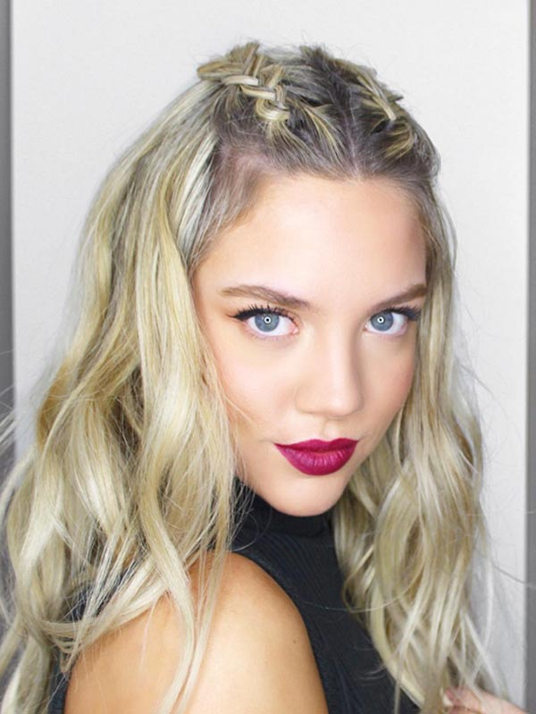 Trendiest Braided Hairstyles You Should Try In 2016 Fashionisers C
