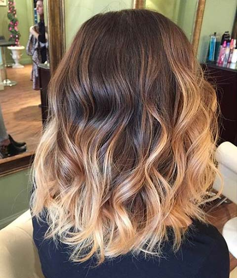 3 color highlights brown hair brown hairs 15 balayage hair color ideas with blonde highlights fashionisers pmusecretfo Choice Image