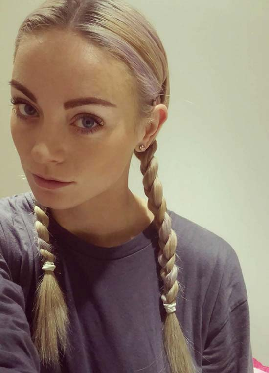 Top 40 best sporty hairstyles for workout fashionisers stylish sporty hairstyles for workout ccuart Gallery