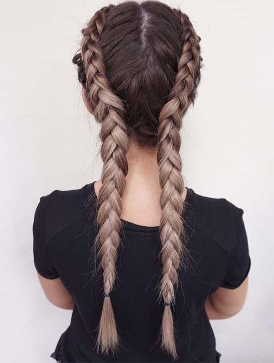 30 badass boxer braids you need to try fashionisers stylish boxer braids hairstyles pmusecretfo Image collections