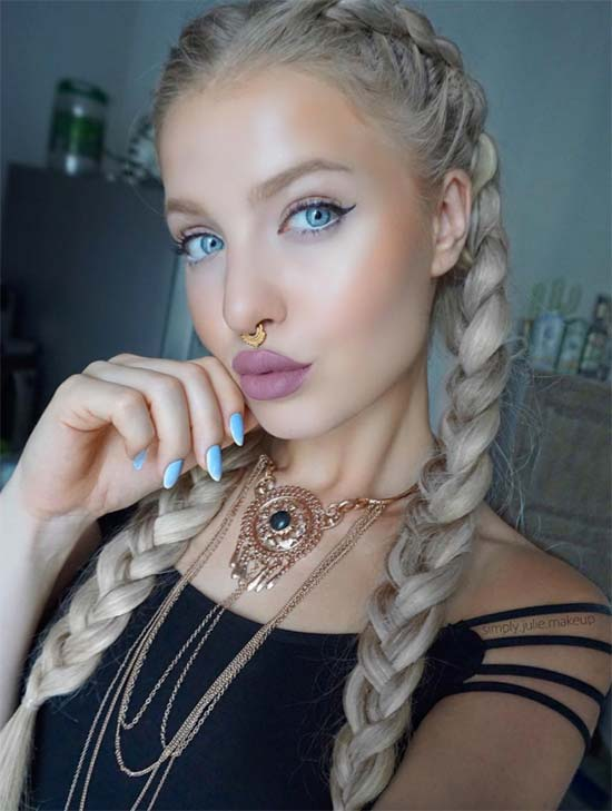 30 Badass Boxer Braids You Need To Try Fashionisers C