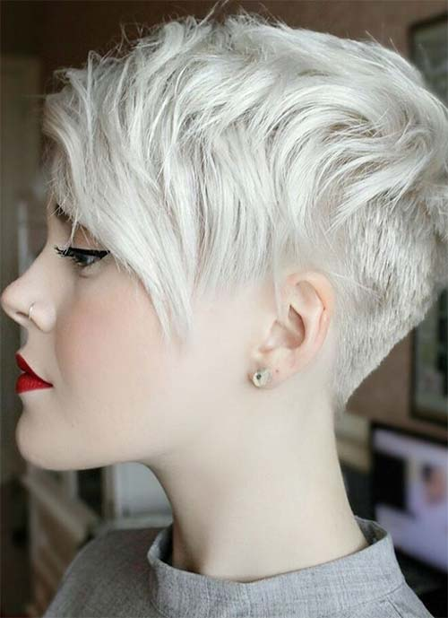100 short hairstyles for women pixie bob undercut hair fashionisers short hairstyles for women granny pixie solutioingenieria Images