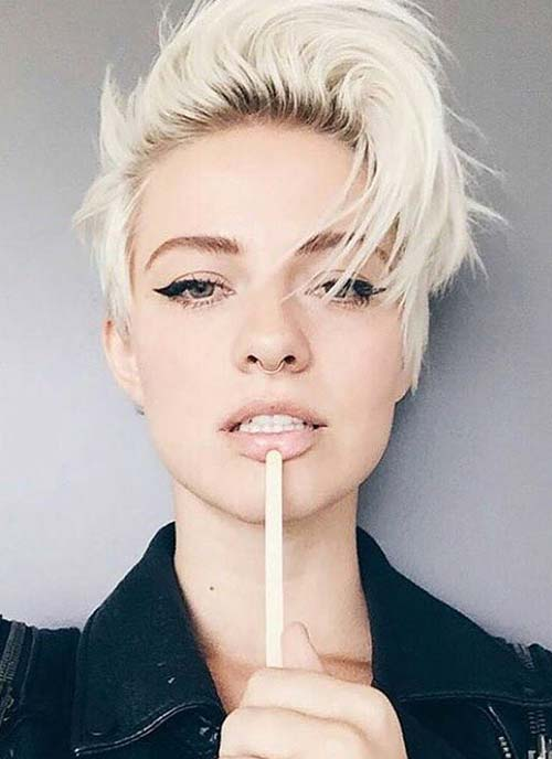 100 Short Hairstyles for Women: Pixie, Bob, Undercut Hair ...
