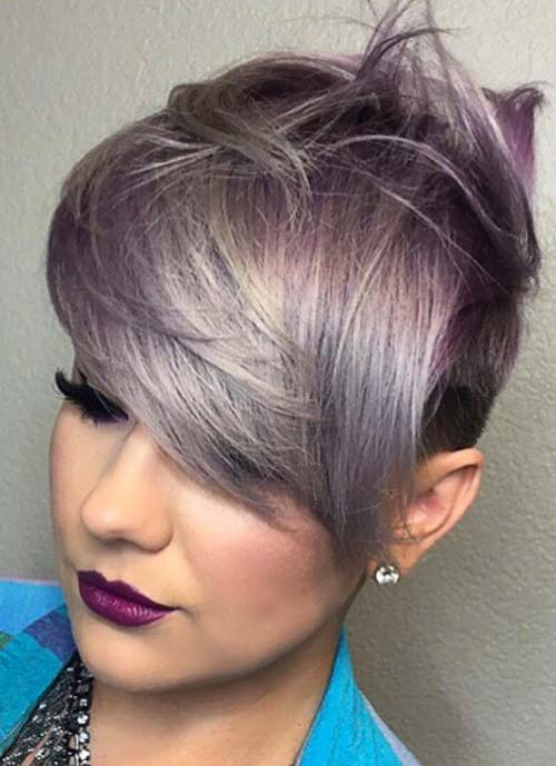 Short Hairstyles for Women: Spiky Pixie