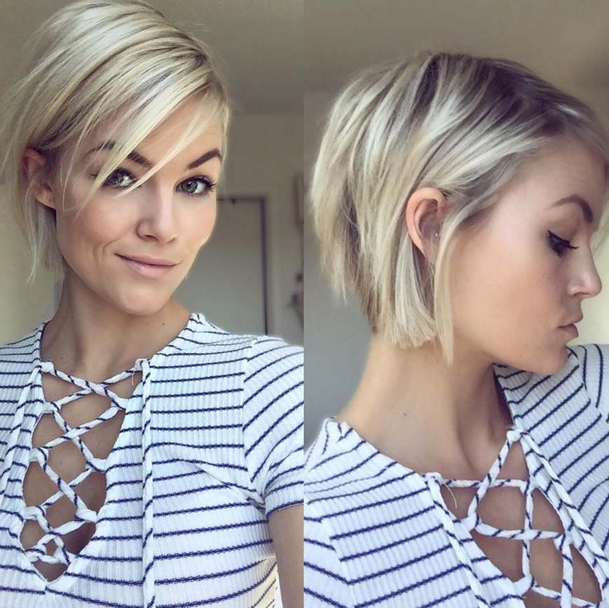 Short Hairstyles for Women Spiky Short Bob