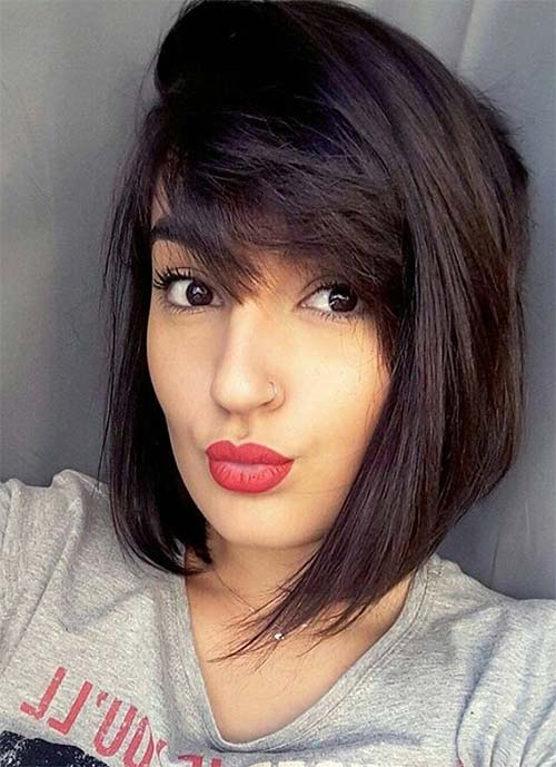 Short Hairstyles For Women Pixie Bob Undercut Hair - Short hairstyle bob cut