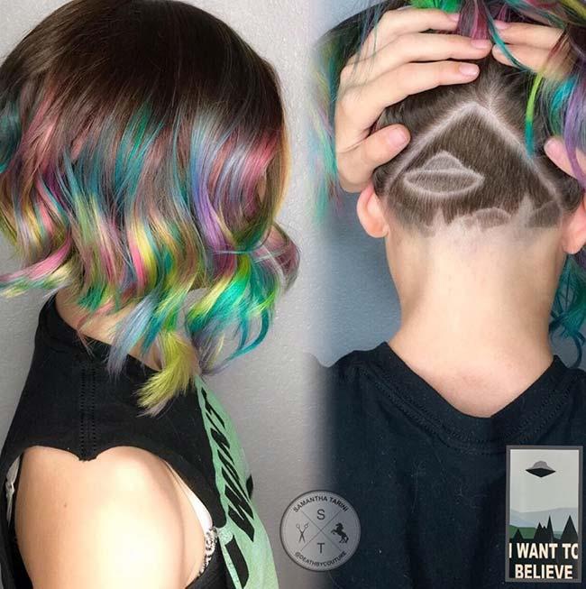 hairstyle tattoo - photo #39