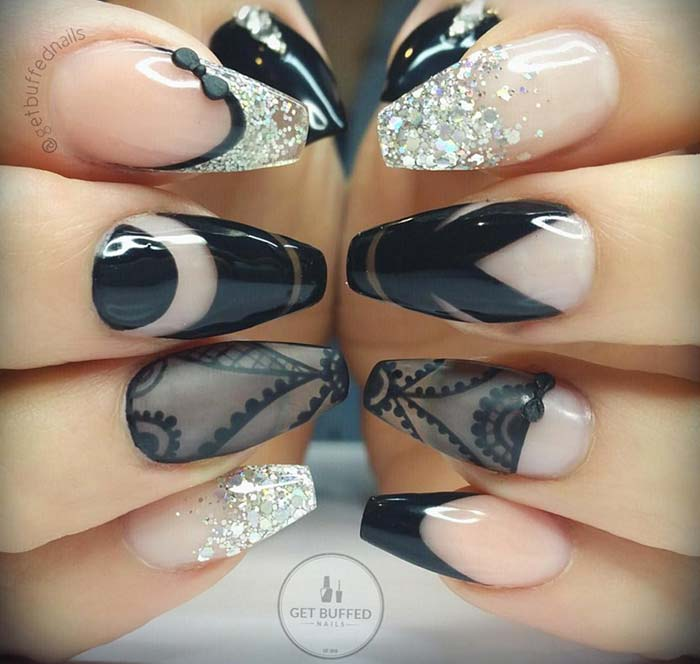 80 Stylish Acrylic Nails for Any Occasion - 80 Stylish Acrylic Nail Design Ideas Perfect For 2016 Fashionisers