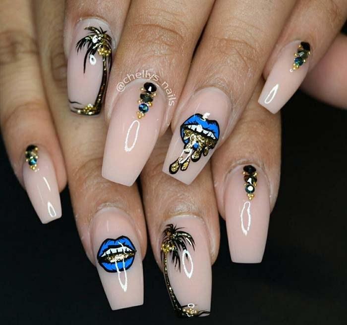nail design ideas - Akba.greenw.co