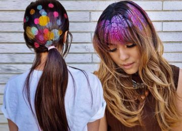 Hair Stencilling Trend: 20 Stenciled Hairstyles to Embrace Now
