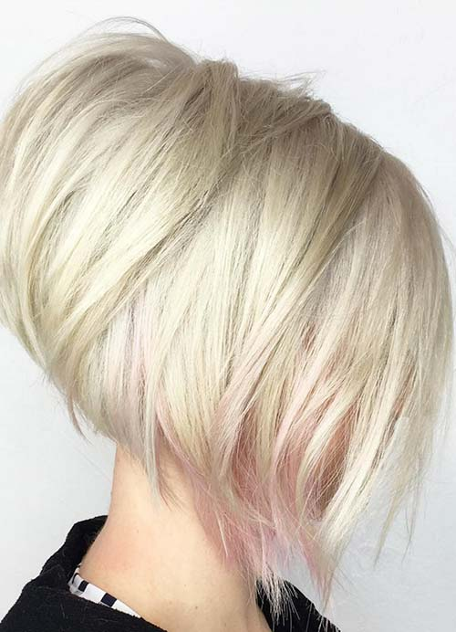 55 Short Hairstyles for Women with Thin Hair | Fashionisers