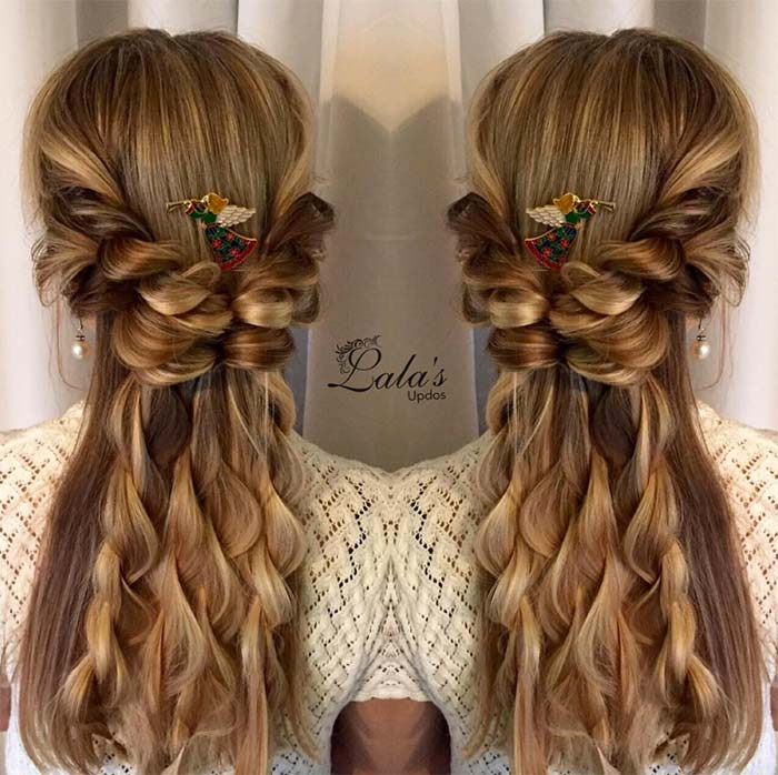 100 Ridiculously Awesome Braided Hairstyles: Angelic Braids