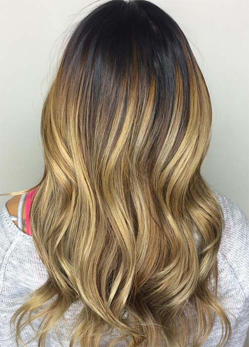 Dark Hair Colors: Deep Blonde Hair Colors