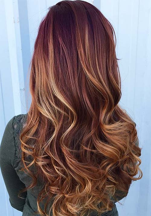 100 badass red hair colors auburn cherry copper burgundy hair 100 badass red hair colors auburn cherry copper burgundy hair shades urmus Images