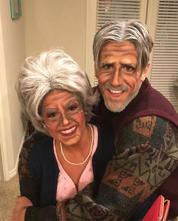Best Halloween 2016 Celebrity Costumes: Jojo Fletcher and Jordan Rodgers