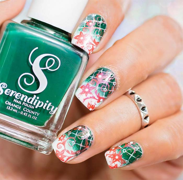 Holiday Nail Art Designs To Try This Christmas