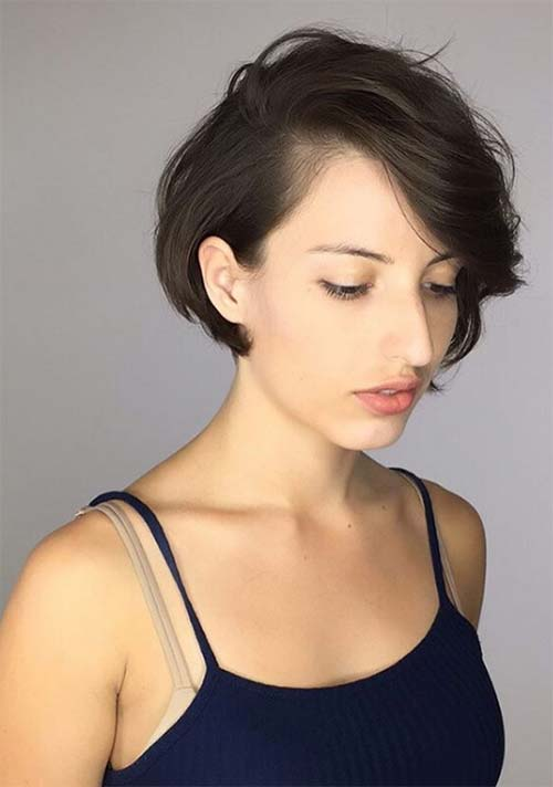 Layered Haircuts & Hairstyles for Short Hair