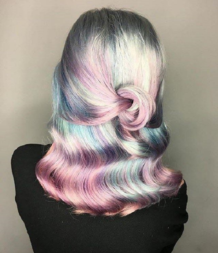 Pearl hair is the latest trend Instagrammers can't get enough of!