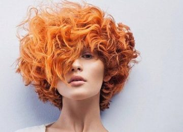 The Tangerine Hair is the Newest Summer Trend