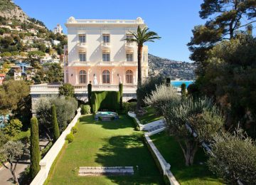 Karl Lagerfeld's Former Luxury Villa Opened Its Doors To The Public