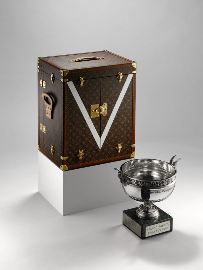 Louis Vuitton collaborates with Roland-Garros