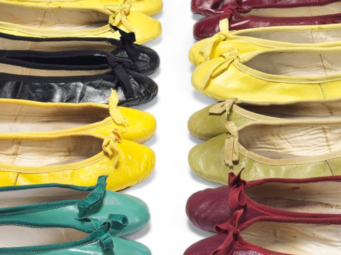 Audrey Hepburn's Personal Belongings Up For Auction at Christie's Ballet Flats