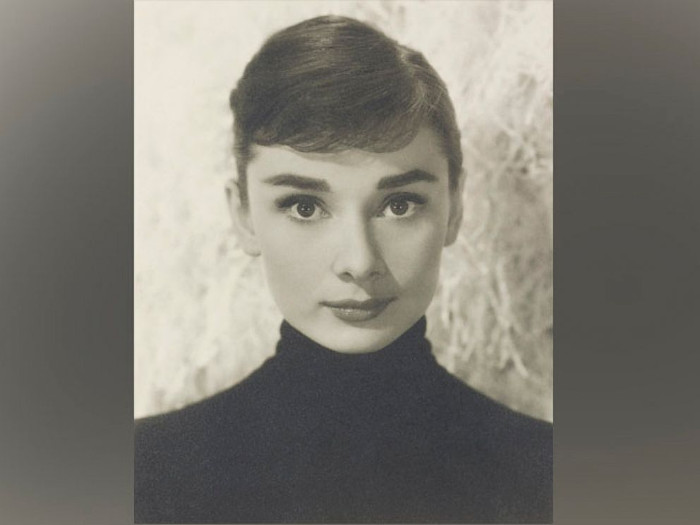 Audrey Hepburn's Personal Belongings Up For Auction at Christie's Portrait picture of Audrey Hepburn