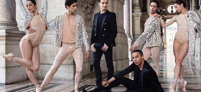 Balmain's Costumes for The Paris Opéra are All About Glamour
