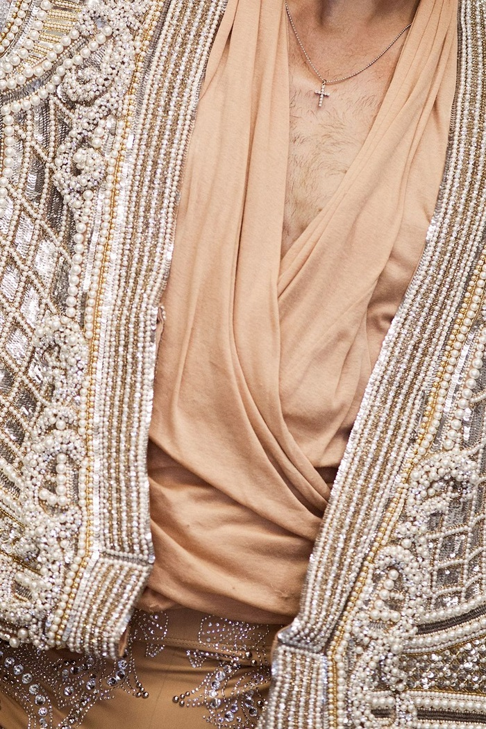 Balmain's Costumes for The Paris Opéra are All About Glamour Embellishement