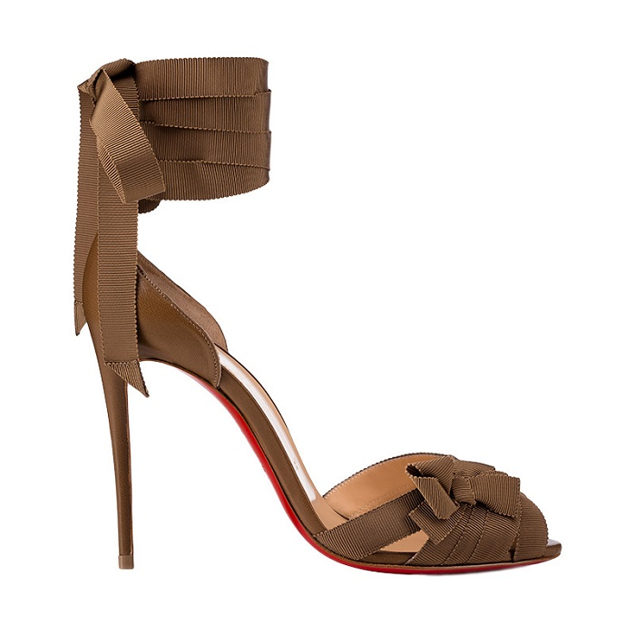 "Christian Louboutin Expanded his ""Nudes"" Collection with High-Heeled Sandals Christeriva"