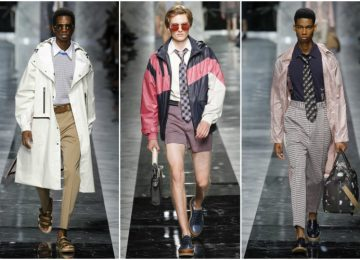 Fendi Men's Spring 2018 Collection