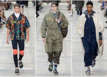 Louis Vuitton Men's Spring 2018 Collection