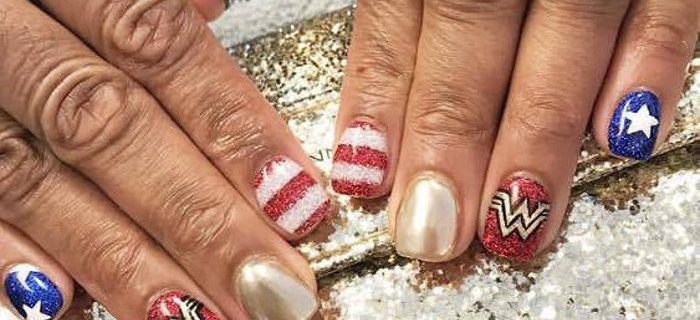 Gorgeous 4th of July Nail Design Ideas For Independence Day 2017
