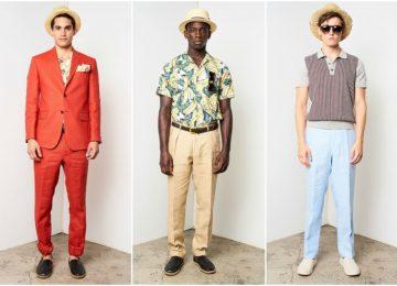 David Hart Men's Spring 2018 Collection