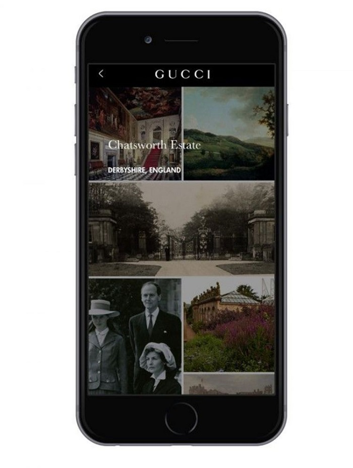 "Gucci is Launching the Travel App ""Gucci Places"""